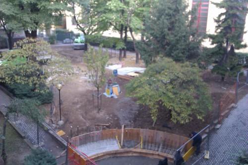 In giardino i lavori proseguono il mio blog - Lavori in giardino ...